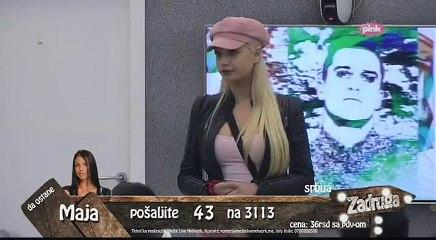 Zadruga 2 - Dorotea prekorela Lunu što je bila sa Slobom - 13.09.2018.