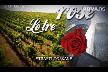 Strasti Toskane - 1. epizoda (4.sezona) (Le tre rose di Eva)