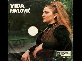 Vida Pavlovic - Ostala je pesma moja