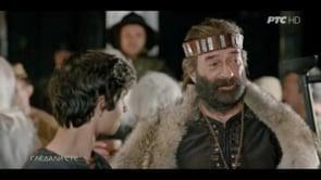 Nemanjići - Rađanje kraljevine - (Treća epizoda_ U susret krstašima)